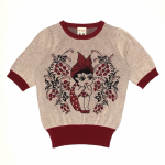 SPLASH ME DOLL – H/S SWEATERの商品画像