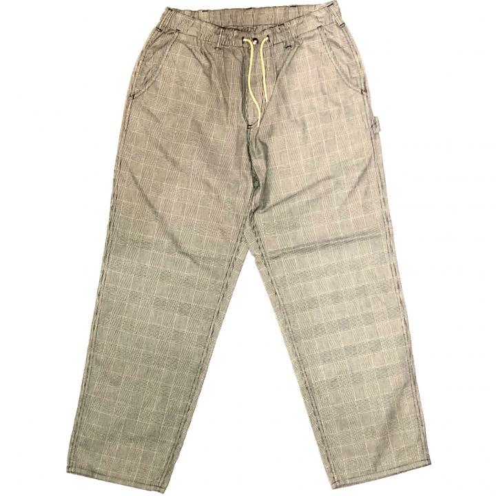 TOOL COMPANY – CHECK EASY PAINTER PANTS / GRAYの商品画像1
