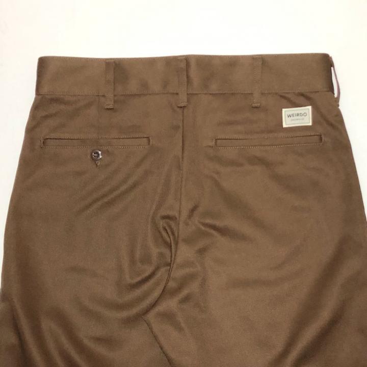 W & L UP – PANTS / BROWNの商品画像4