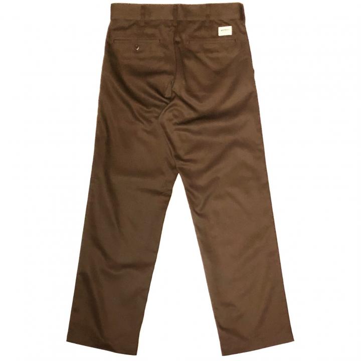 W & L UP – PANTS / BROWNの商品画像2