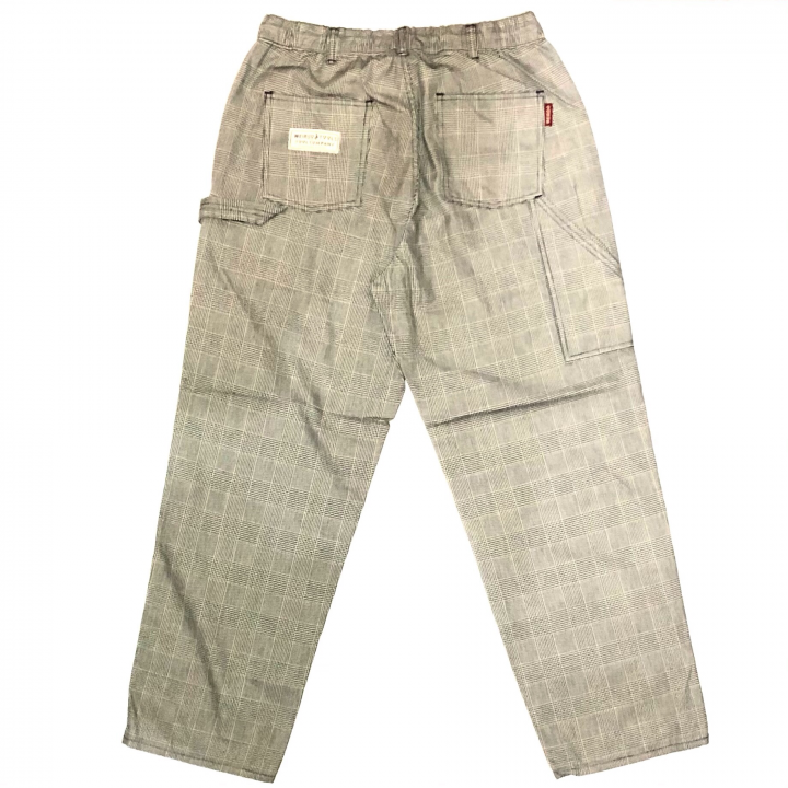 TOOL COMPANY – CHECK EASY PAINTER PANTS / GRAYの商品画像2