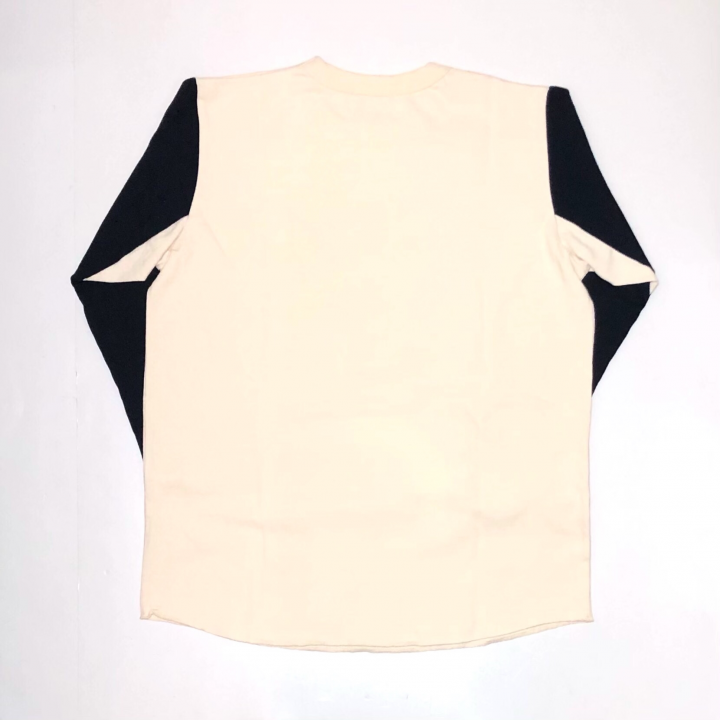 AMERICA'S RACER – TWO TONE T-SHIRTS NAVYの商品画像2