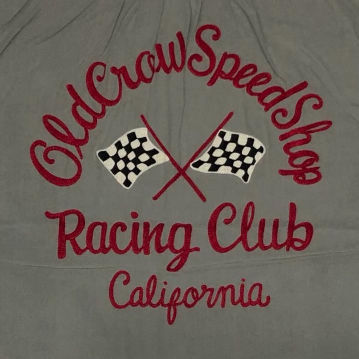 RACING CLUB – S/S SHIRTS / GRAYの商品画像5