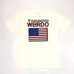 PORN WEIRDO AMERICA – S/S T-SHIRTS / WHITEの商品画像