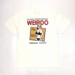 PORN WEIRDO – S/S T-SHIRTS / WHITEの商品画像