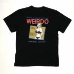 PORN WEIRDO – S/S T-SHIRTS / BLACKの商品画像
