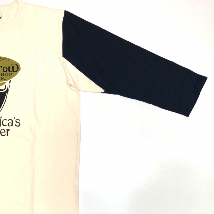 AMERICA'S RACER – TWO TONE T-SHIRTS NAVYの商品画像4
