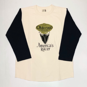 AMERICA'S RACER – TWO TONE T-SHIRTS NAVYの商品画像