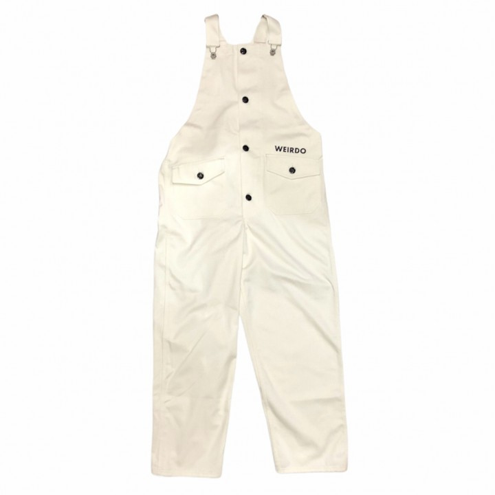W & L UP – OVERALL / IVORYの商品画像1