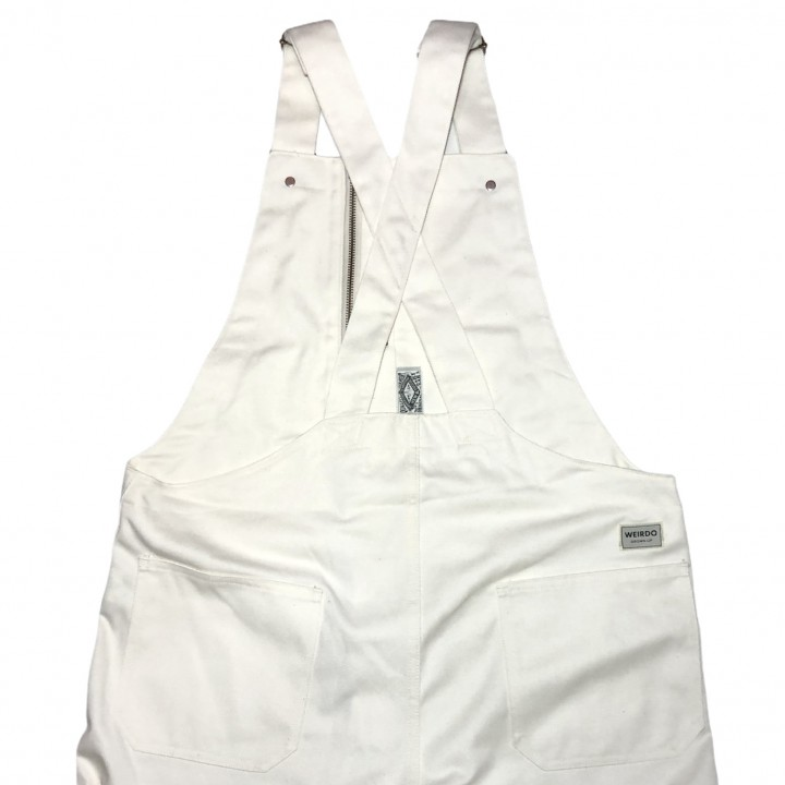 W & L UP – OVERALL / IVORYの商品画像5