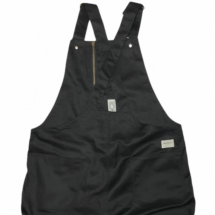 W & L UP – OVERALL / BLACKの商品画像5