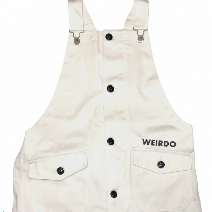 W & L UP – OVERALL / IVORYの商品画像3