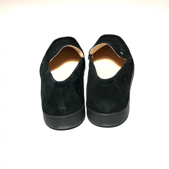 DJANGO – SUEDE SNEAKER / BLACKの商品画像3