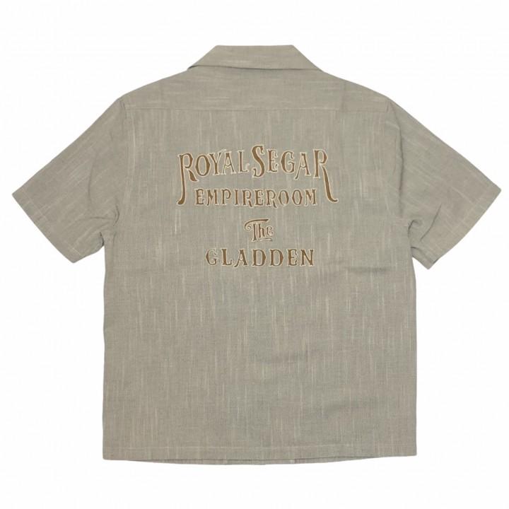 ROYAL SEGAR – S/S SHIRTS / BLACKの商品画像2