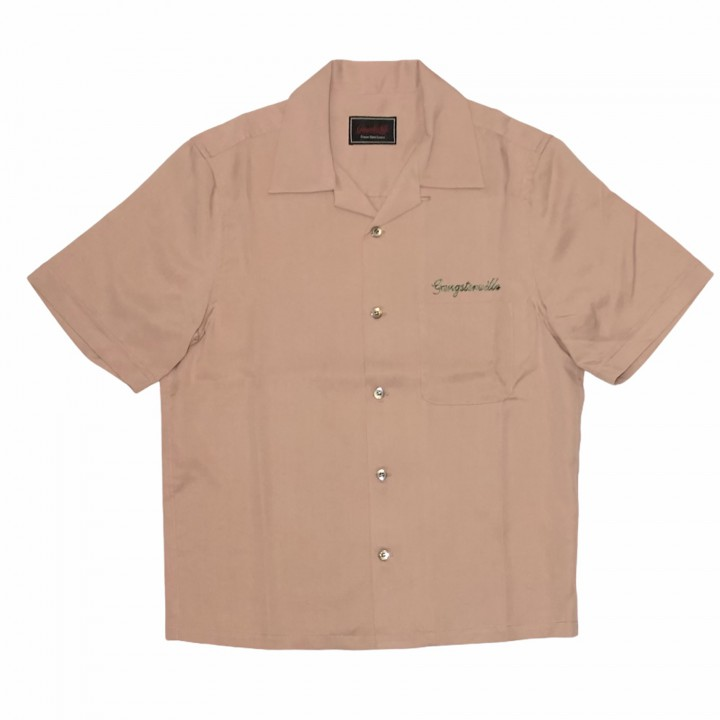 JUNGLE PANTHER – S/S WORK SHIRTS / PINKの商品画像1