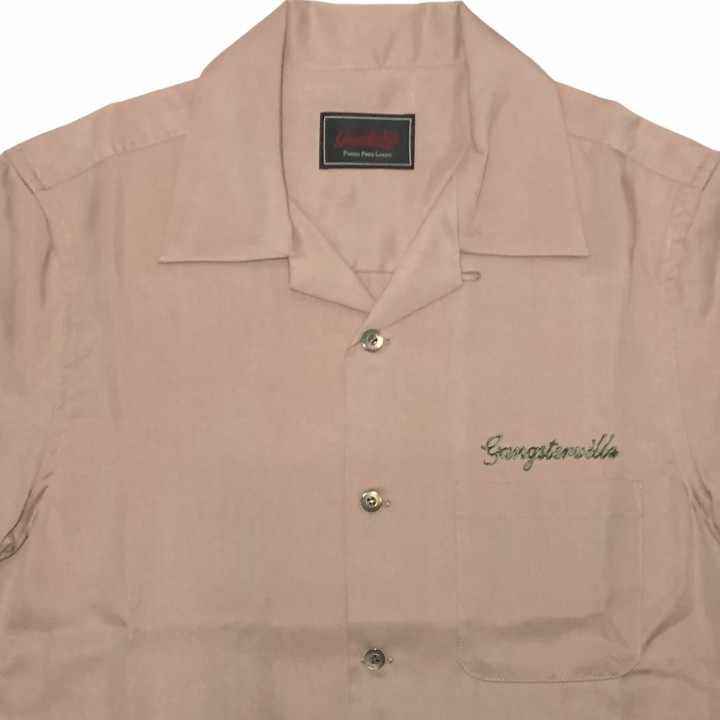 JUNGLE PANTHER – S/S WORK SHIRTS / PINKの商品画像3