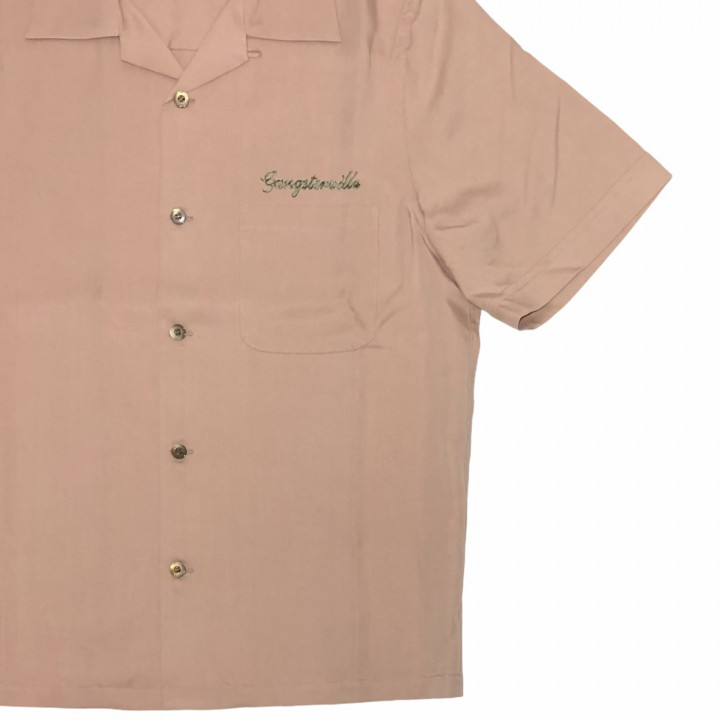 JUNGLE PANTHER – S/S WORK SHIRTS / PINKの商品画像4