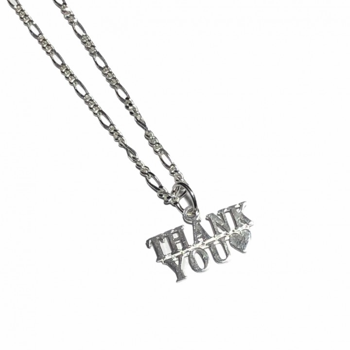 GH JEWELRY / THANK YOU ♡ / TOP & CHAINの商品画像1