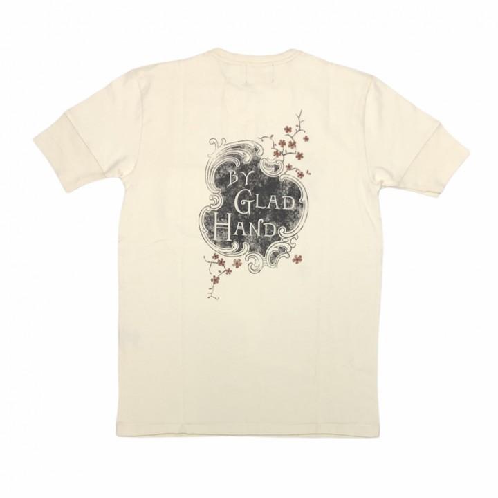 EMPIRE ROOM – S/S HENRY T-SHIRTS / WHITEの商品画像4