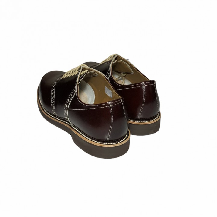 REGAL × GLAD HAND SADDLE – SHOES BROWNの商品画像4