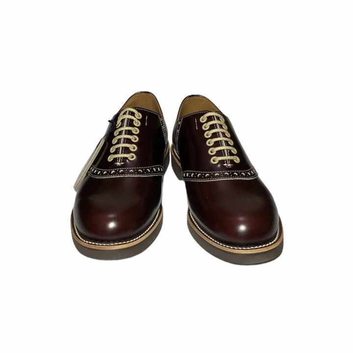 REGAL × GLAD HAND SADDLE – SHOES BROWNの商品画像3