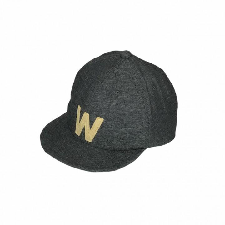 W – CAP / BLACKの商品画像2