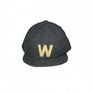 W – CAP / BLACKの商品画像