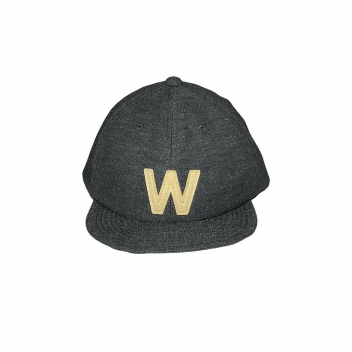 W – CAP / BLACKの商品画像1