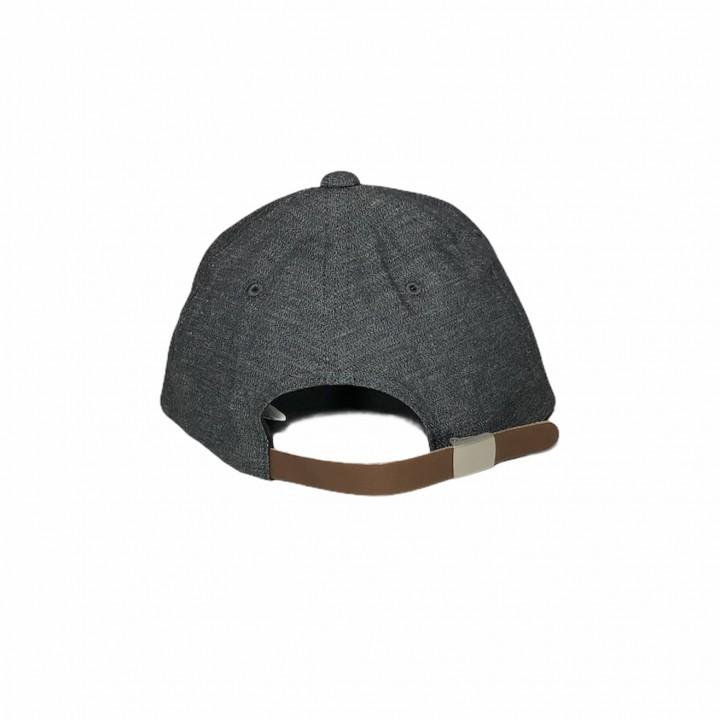 W – CAP / BLACKの商品画像3