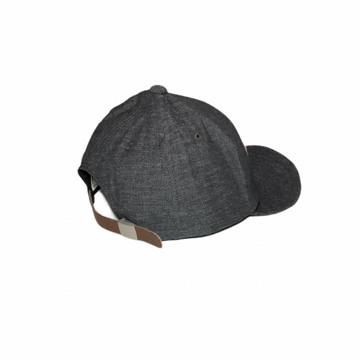 W – CAP / BLACKの商品画像4
