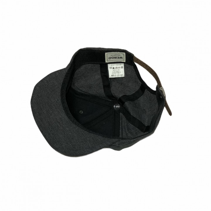 W – CAP / BLACKの商品画像5