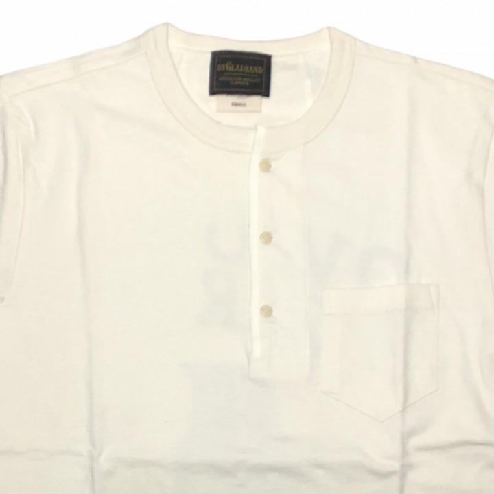 SEGAR – S/S HENRY – T-SHIRTS / WHITEの商品画像3