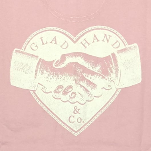 HEARTLAND – S/S HENRY NECK T-SHIRTS / PINKの商品画像5