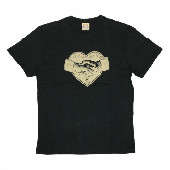 HEARTLAND – S/S T-SHIRTS / BLACKの商品画像1