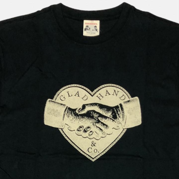 HEARTLAND – S/S T-SHIRTS / BLACKの商品画像2
