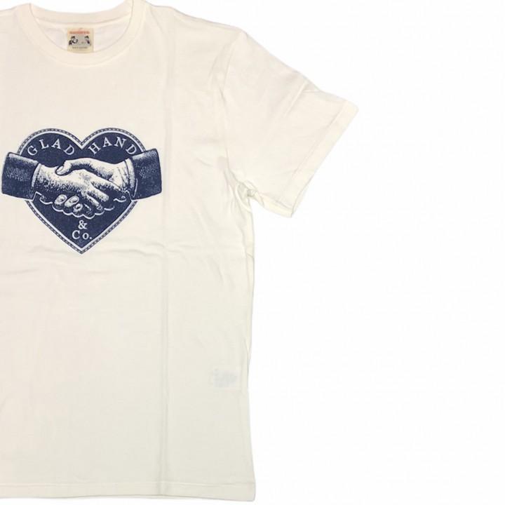 HEARTLAND – S/S T-SHIRTS / WHITEの商品画像3