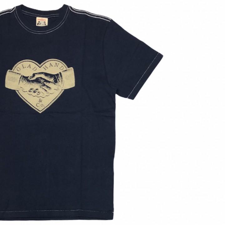HEARTLAND – S/S T-SHIRTS / NAVYの商品画像3