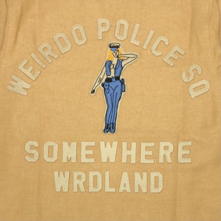 POLICE SQ – L/S WORK SHIRTS / MUSTARDの商品画像5