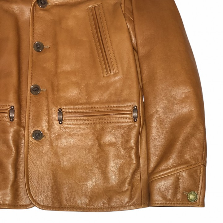 """GOODFELLOWS """"COW HIDE"""" / CAMELの商品画像4"""