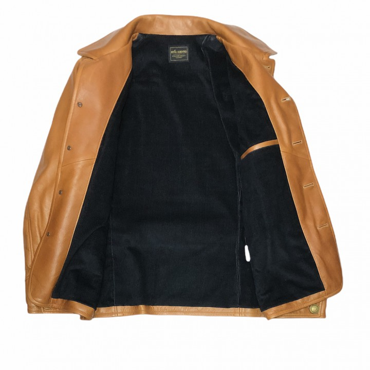 """GOODFELLOWS """"COW HIDE"""" / CAMELの商品画像5"""