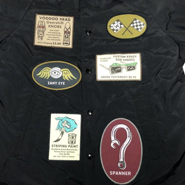 MAIL ORDER – COACH JACKET / BLACKの商品画像4